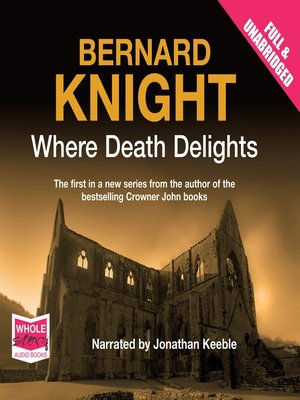 cover image of Where Death Delights