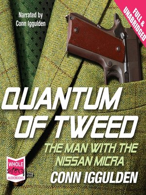 cover image of Quantum of Tweed