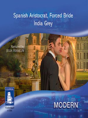 cover image of Spanish Aristocrat, Forced Bride