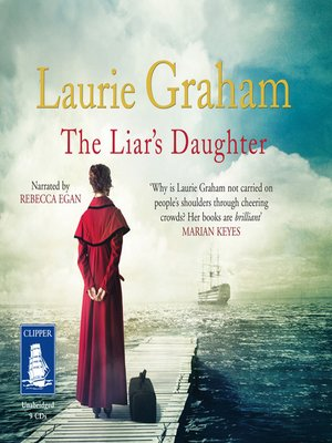 cover image of The Liar's Daughter