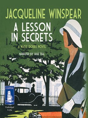 cover image of A Lesson in Secrets