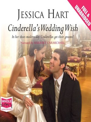 cover image of Cinderella's Wedding Wish