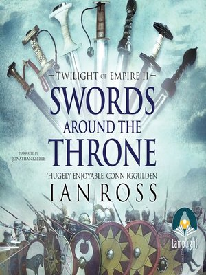 cover image of Swords Around the Throne