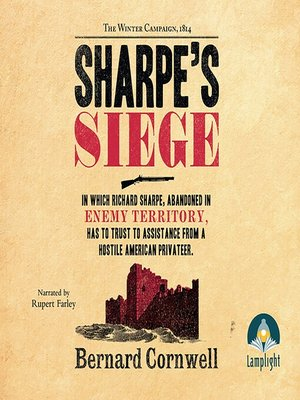 cover image of Sharpe's Siege