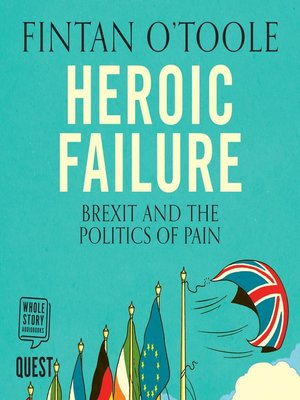 cover image of Heroic Failure