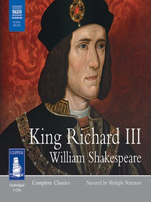 cover image of King Richard III