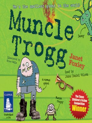 cover image of Muncle Trogg