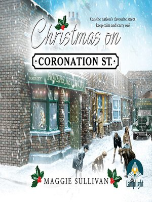 cover image of Christmas on Coronation Street