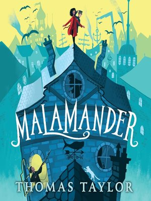 cover image of Malamander