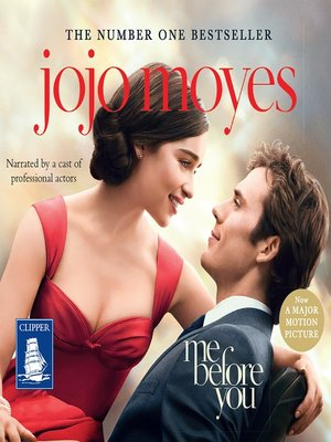 cover image of Me Before You