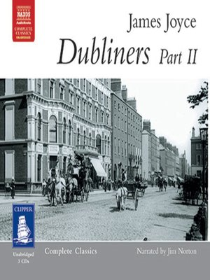 cover image of Dubliners--Part II