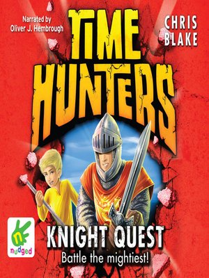 cover image of Time Hunters--Knight Quest