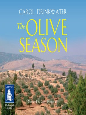 cover image of The Olive Season