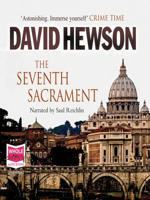 cover image of The Seventh Sacrament