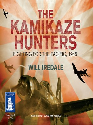 cover image of The Kamikaze Hunters
