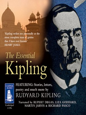 cover image of The Essential Kipling