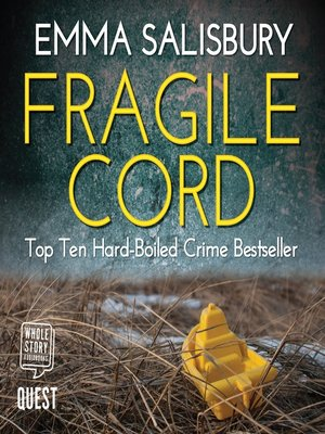 cover image of Fragile Cord