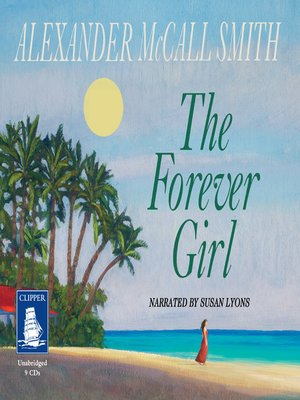 cover image of The Forever Girl