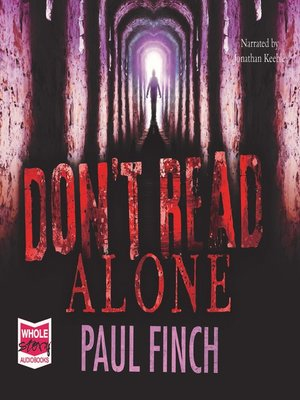 cover image of Don't Read Alone
