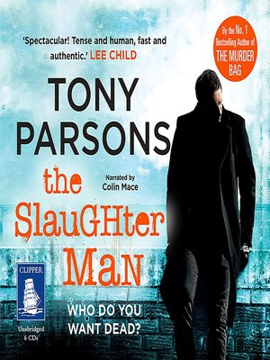 cover image of The Slaughter Man