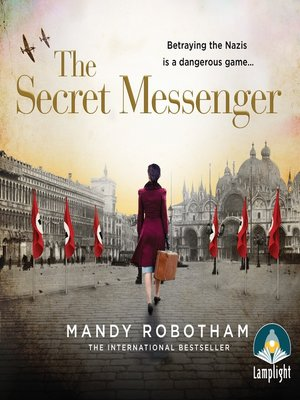 cover image of The Secret Messenger