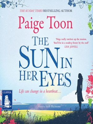 cover image of The Sun in Her Eyes