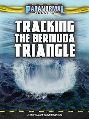 cover image of Tracking the Bermuda Triangle