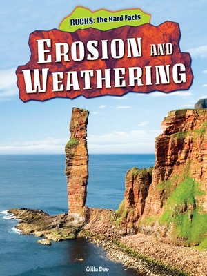 cover image of Erosion and Weathering