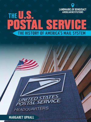 cover image of The U.S. Postal Service