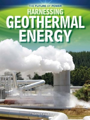 cover image of Harnessing Geothermal Energy