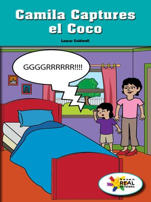 cover image of Camila Captures el Coco