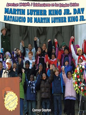 cover image of Martin Luther King Jr. Day / Natalicio de Martin Luther King Jr.