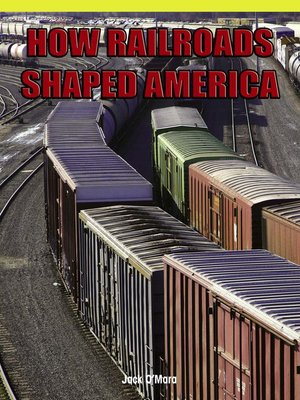 cover image of How Railroads Shaped America