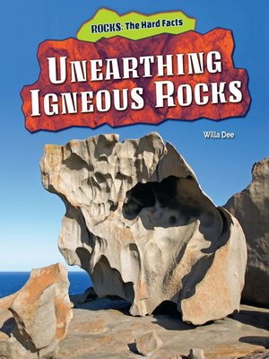 cover image of Unearthing Igneous Rocks