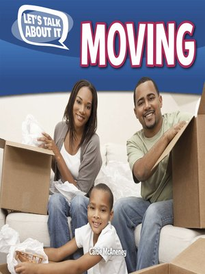 cover image of Moving