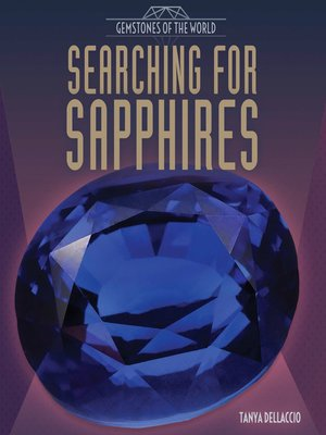 cover image of Searching for Sapphires