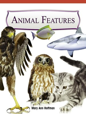 cover image of Animal Features