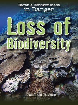 cover image of Loss of Biodiversity