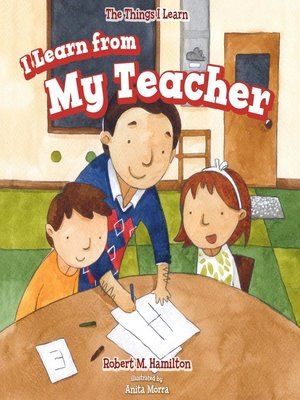 cover image of I Learn from My Teacher