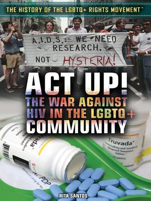 cover image of Act Up!