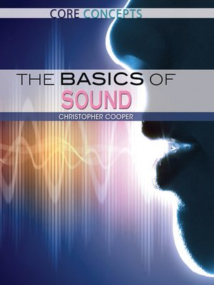 cover image of The Basics of Sound