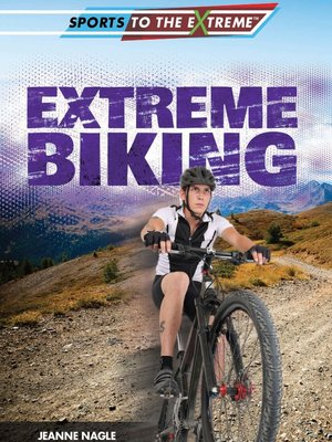 cover image of Extreme Biking