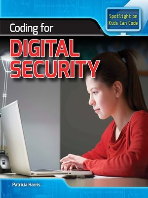 cover image of Coding for Digital Security