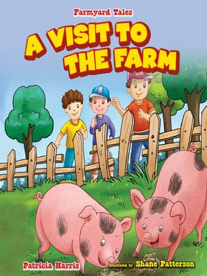 cover image of A Visit to the Farm
