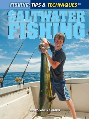 cover image of Saltwater Fishing