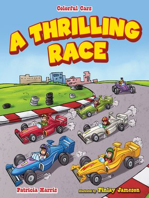cover image of A Thrilling Race