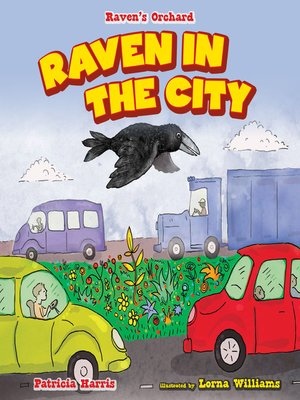 cover image of Raven in the City