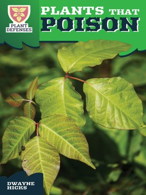cover image of Plants That Poison