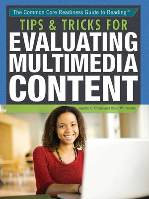 cover image of Tips & Tricks for Evaluating Multimedia Content