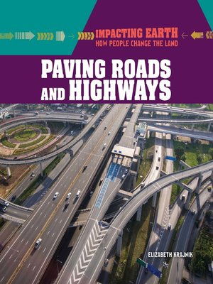 cover image of Paving Roads and Highways